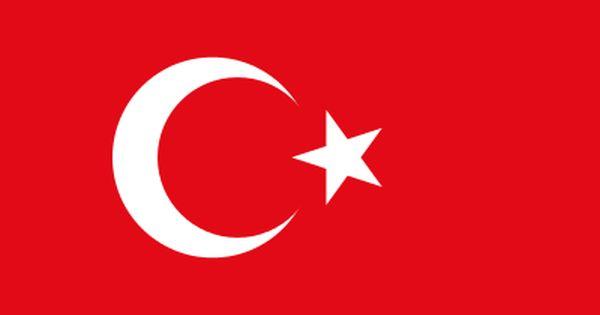 Bandera De Turquia Banderas Del Mundo Banderas Del Mundo Con