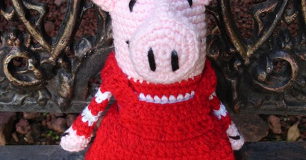 Hump Day Toys : Pig amigurumi hookin on hump day featured projects
