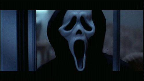 Scary Movie Scream Movie Scream Tv Series Scary Movies