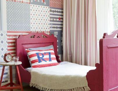 Murales room seven para coordonn habitaciones infantiles - Murales habitaciones infantiles ...