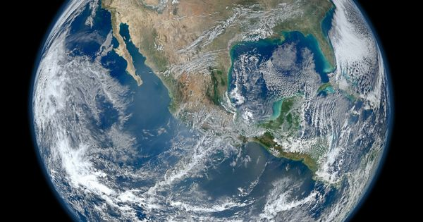 Taken on January 25, 2012. High definition 'Blue Marble' from the VIIRS