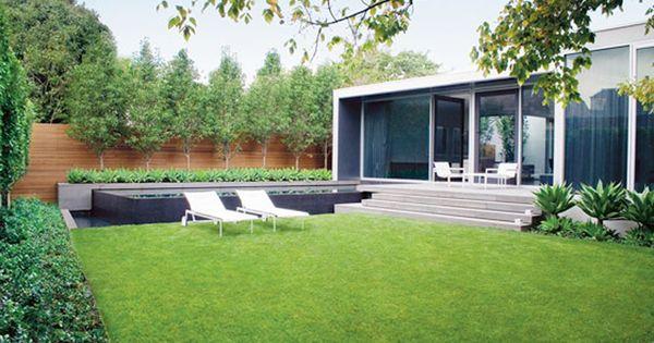 Proyecto fiore proyecto luxury pinterest ideas de - Diseno de jardines modernos ...
