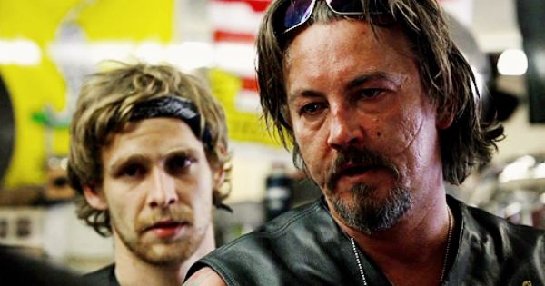 Half Sack And Chibs Sons Of Anarchy Soa Sons Of Anarchy Tommy Flanagan Anarchy