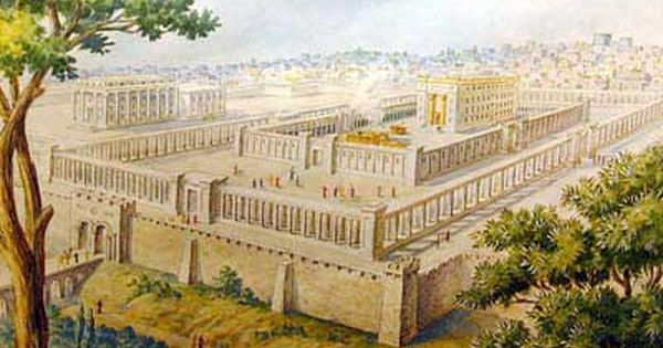 King Solomon's Temple 953 BC. Built by King Solomon ...