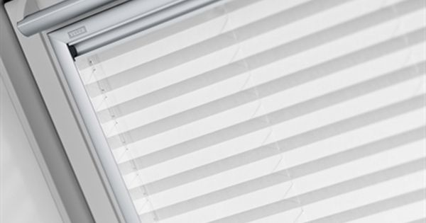 Velux Fslc 3046 1 Solar Powered Light Filtering Skylight Blinds