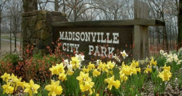 Madisonville City Park Madisonville Ky I Have Lived There A