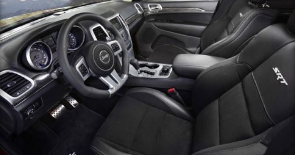 2012 Jeep Grand Cherokee Srt8 Earns One Of Winding Road S Best