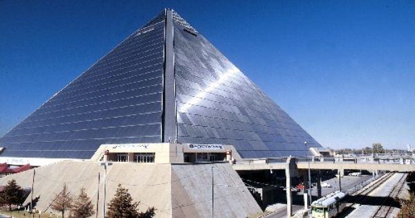 Memphis Pyramid Memphis City Visit Tennessee Downtown Memphis