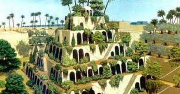 dbb8e1fe0ae586895943965bf62a589c - Hanging Gardens Of Babylon Primary Sources