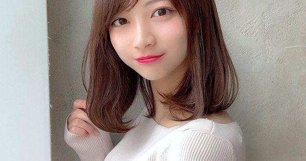 てんさん ヘアカタログ 新宿美容室 横浜店代表 さんは
