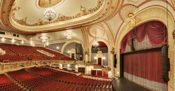Proctor S Theater Schenectady Ny Capital Region Schenectady Proctor