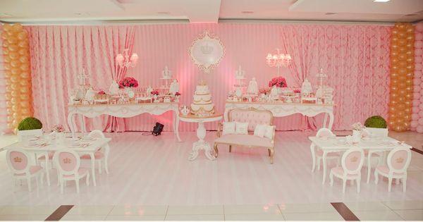 Princesinhas em rosa princesas em festa pinterest - Muebles princesa sevilla ...