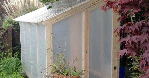 serre de jardin la maison id ale pour vos plantes en hiver projets essayer pinterest. Black Bedroom Furniture Sets. Home Design Ideas