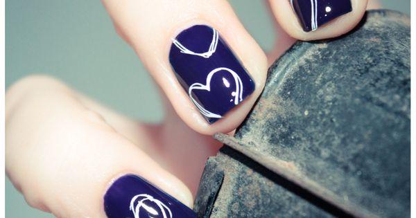 15 Dramatic Nail Designs For Short Nails | Hairstyles, Nail Art, Beauty