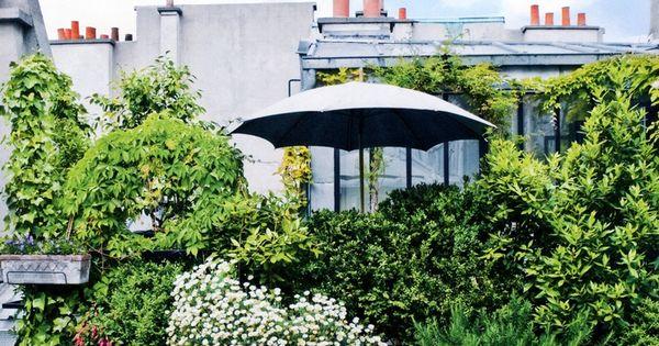 Jardin suspendu paris jardin sur le balcon pinterest rooftop gardens rooftop and gardens - Jardin suspendu paris argenteuil ...