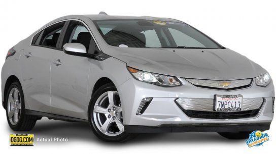 Hatchback 2017 Chevrolet Volt Lt With 4 Door In San Jose Ca 95136 Chevrolet Volt Chevrolet Hatchback