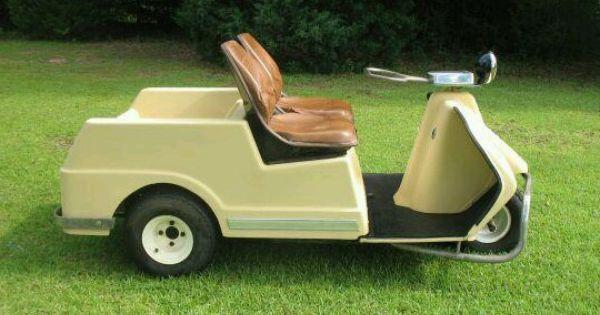 Side Few Of A  U0026 39 1973 Hd Cart