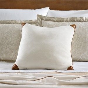 Pillows Piped Edge Pillow Pillows Leather Throw Pillows Toss Cushions