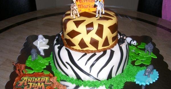 Aj Yummy Cake Animal Jam