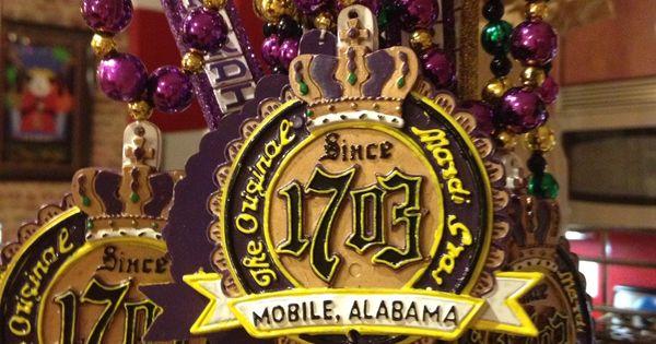 The ORIGINAL Mardi Gras - Mobile, AL! | Mardi Gras ...