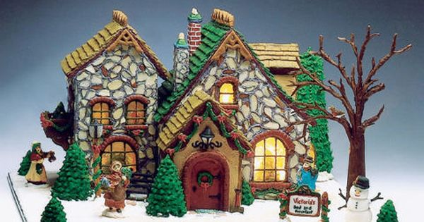 50 Coolest Gingerbread Houses To Try Over The Holidays Watermelon Wallpaper Rainbow Find Free HD for Desktop [freshlhys.tk]