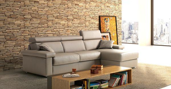 le nouveau canap convertible d 39 angle de la marque. Black Bedroom Furniture Sets. Home Design Ideas