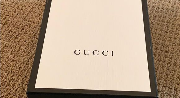 Gucci Box Gucci Gucci Shoes Things To Sell