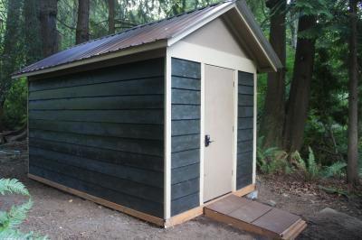 Universal Storage Shed Framing Kit : Fast framer universal storage shed framing kit