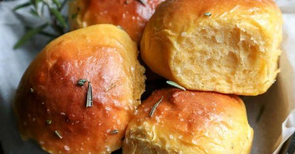 ... Salt Sweet Potato Rolls | Recipe | Sweet Potato Rolls, Sea Salt and