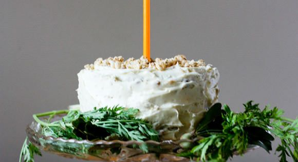 A yummy carrot cake recipe for fall! Recipes
