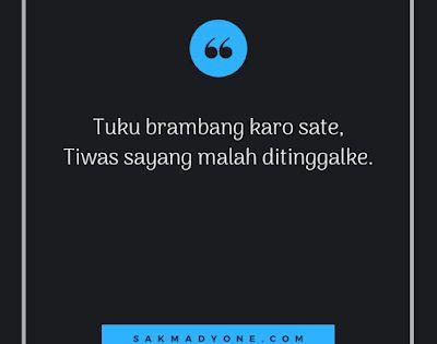 100 Gambar Parikan Lucu Loro Ati Bahasa Jawa Terbaru 2020