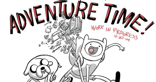 how to draw in adventure time style
