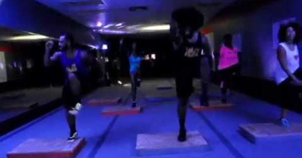 Hiphop Step Up Aerobics Intro To Hyp3 Fitness Aerobics Fitness Youtube