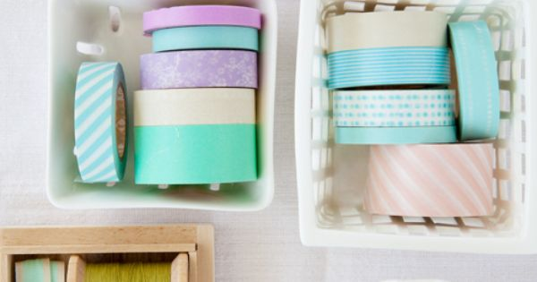 Mail Art Washi tapes