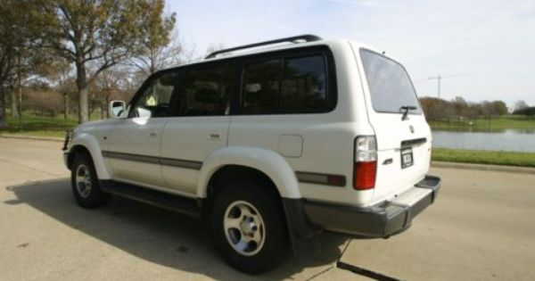 1997 Toyota Land Cruiser Craigslist Used Cars For Sale Toyota Land Cruiser Land Cruiser Trailer Homes For Sale
