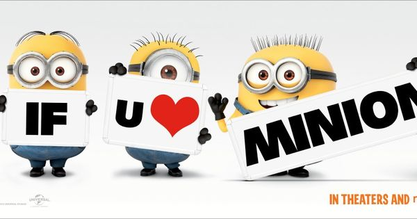 Names of minions and descriptions with