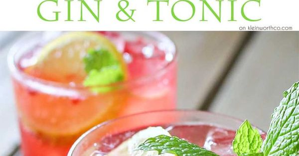 Gin, Blackberries and Drinks alcohol on Pinterest