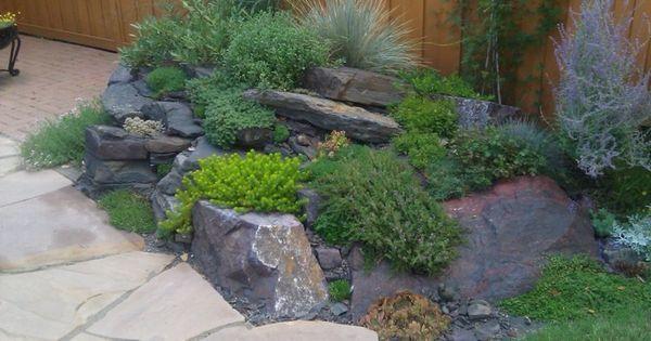 jardin: créez votre spirale dherbes aromatiques  Jardins ...