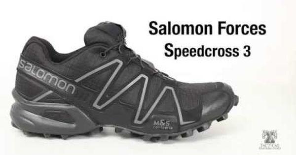 salomon speedcross 3 white opiniones