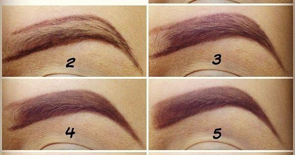 Eyebrown tutorial : perfect eyebrows Makeup