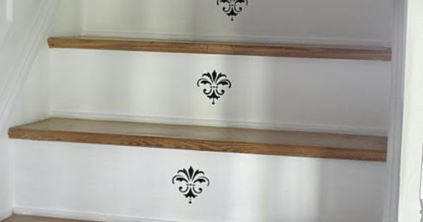 Staircase Painting Ideas Transforming Boring Wooden Stairs
