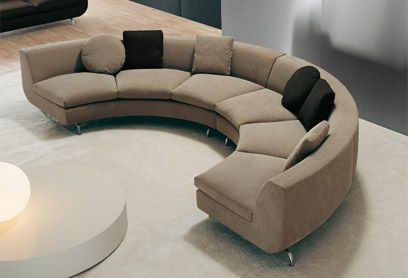 Many Shapes of the DuBuffet Sofa Sectional by Minotti ...