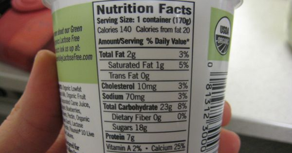 Green Valley Lactose Free Yogurt Google Search Lactose Free Nutrition Facts Carbohydrates