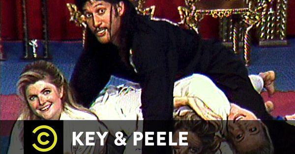 Key & Peele: Tackle & Grapple (+playlist)