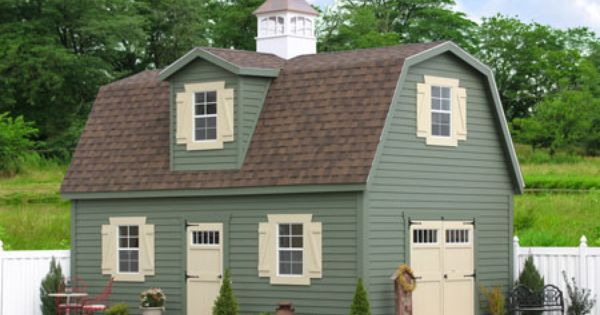 2 Story Garage Cost Two Story Sheds And Garages For