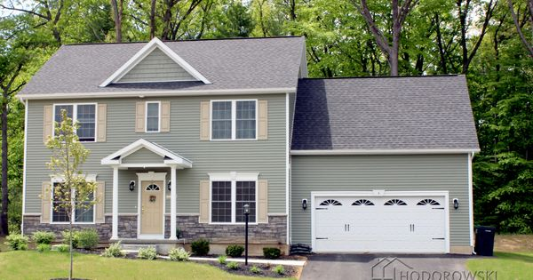 Check out this Broadway design with 'Meadow' vinyl siding ...