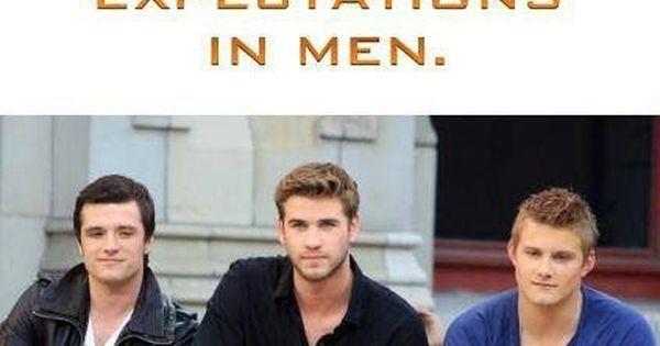 Lol haha funny pics / pictures / Gale / Cato / Peeta