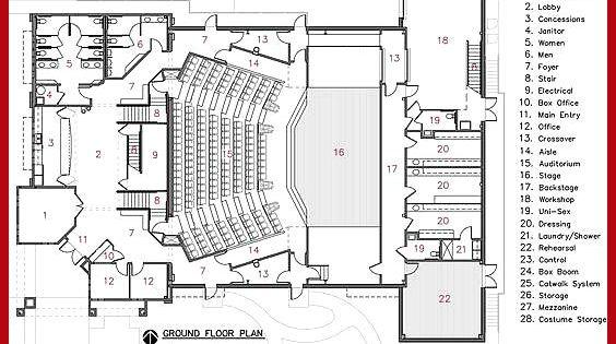 Pin Von Nili Auf Interesting Mit Bildern Auditorium Design
