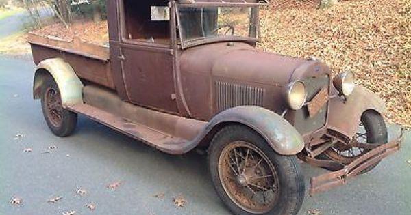 1928 Model A Ford Truck Pickup  Wheels  Pinterest  Ford trucks