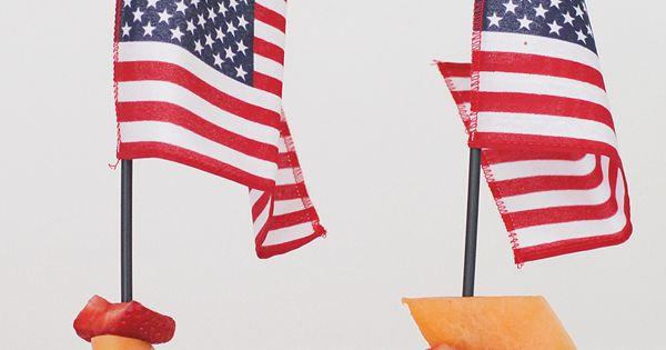 mini flag stand